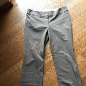 LOFT tan dress pants - Marisa fit - size 6P